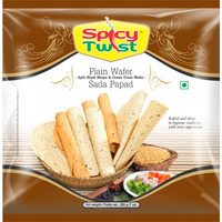 Plain Wafer / Plain Papad - 7 oz.