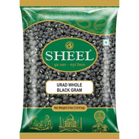 Urad Whole / Black Gram - 4 lbs