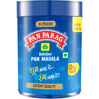 Pan Parag Pan Masala Supreme 100gram Can Export Quality! Fresh!