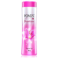 Ponds Dreamflower Fragrant Talc, Pink Lilly, 400g -
