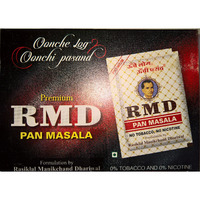 RMD 50 Pouch Pouches Pan Paan Masala No Tobacco No Nicotine - free shipping