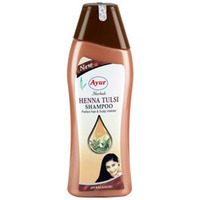 Ayur Herbal Henna Tulsi Shampoo Perfect Hair And Scalp Vitalizer Xtra Nourishment