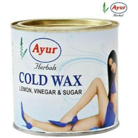 Ayur Herbals Cold Wax - 600g X 1 Can