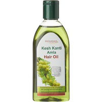 Baba Ramdev Patanjali Amla Hair Oil - 200 Ml, Natural Herbal