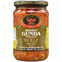 Deep Khaman Gunda Pickle 723 gms