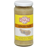 Swad Ginger Paste 7.5 Oz