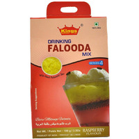 King's Falooda Mix -raspberry Flavor 100 gms