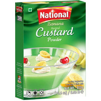 National Custard Powder- Banana Flavor 300 gms