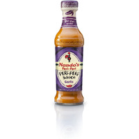 Nando's Peri-peri Sauce Garlic (medium) 260 gms