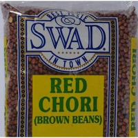 Swad Red Chori ( Brown Beans) 4 lbs