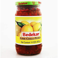 Bedekar Lime Chilli Pickle 400 gms