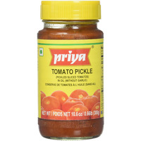 Priya Tomato Pickle Without Garlic 300 gms