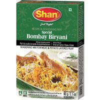 Shan Seasoning Mix -bombay Biryani 60 gms