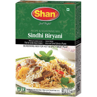 Shan Seasoning Mix -sindhi Biryani 60 gms