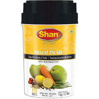 Shan Mixed Pickle 1 Kg