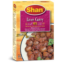 Shan Seasoning Mix Liver Masala 50 gms