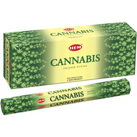Hem Cannabis 6 pks of 20 sticks