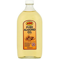 KTC Pure Almond Oil 500 ml