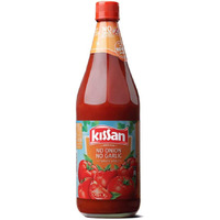KISSAN Tomato sauce - No Onion, No Garlic 1 Kg