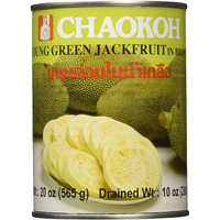 Chaokoh Young Green Jackfruit In Brine 20 Oz