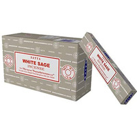 Satay White Sage Incense 12 x 15 gms