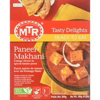 Mtr Ready To Eat Paneer Makhani 300 gms