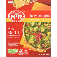 Mtr Ready To Eat Alu Muttar 300 gms