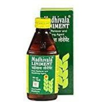 Madhiwala Liniment Pain Reliever & Soothing Agent 90 ml