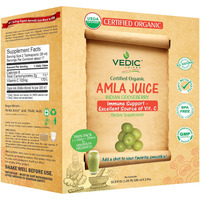 Vedic Juices Amla Juice Twin pack 2 x 500 ml
