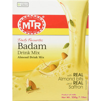 MTR- Badam drink mix with real almond bits and real saffron 200 gms