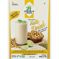 24 Mantra Organic Chickpea Shake Mix 500 gms