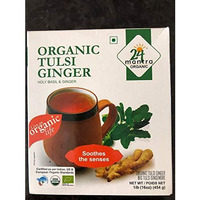 24 Mantra Organic Tulsi Ginger Tea 16 oz