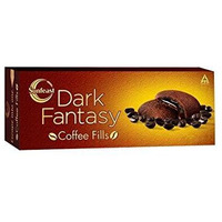Sunfeast Dark Fantasy Choco Meltz , Choco Cream Cookies Luxuria 150 gms