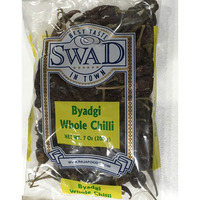 Swad Whole Chilli Byadagi 7 Oz