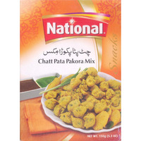 National Chatpata Pakora Batter Mix 150 gms
