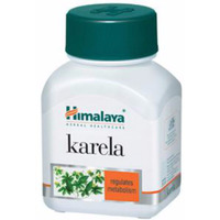 Himalaya Karela (Bitter Gourd) Tablets for Metabolic Wellness Free Shipping