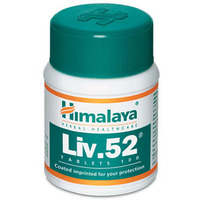 Himalaya Liv. 52 Tablets For Liver 50 Tablets