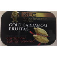 Gold Cardamom Fruit ...