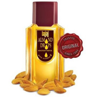 Bajaj Almond Drops Hair Oil Non Sticky Stop Hairfall With Vitamin E - 500ml Free Shipping