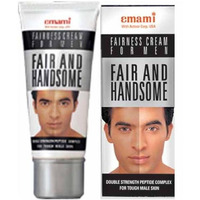 Emami Fair And Handsome Fairness Cream For Men Free Shipping