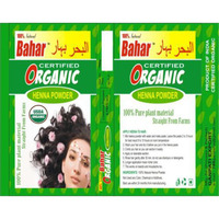 Bahar Organic Henna Powder Natural Color