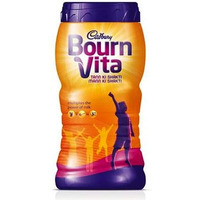 Bournvita Jar - 1 Kg | Contain Vitamin D For Absorb Calcium From Milk