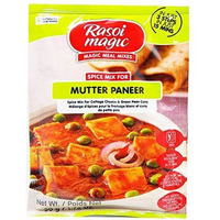 Rasoi Magic - Mutter Paneer (Peas & Cottage Cheese) - 50g -