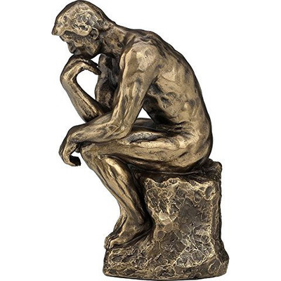 Rodin the Thinker St ...