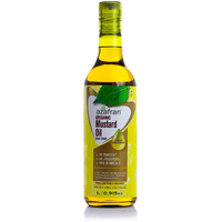Organic Mustard Oil Cold Press - 1 L