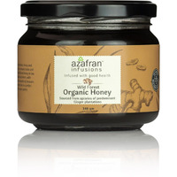 Wild Forest Organic Honey (Ginger) - 340 Gm
