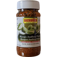 Mango Andhra Pickle (Pack of 4) - 300 Gm Each