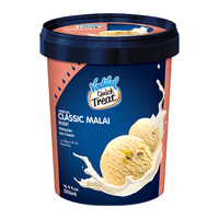 Vadilal Classic Malai Ice Cream - 500 Ml