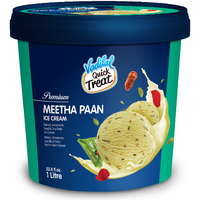 Vadilal Meetha Paan Ice Cream - 1 L