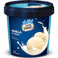 Vadilal Vanilla Ice Cream - 1 L